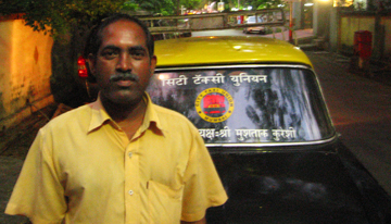 seva lal and his taxi
