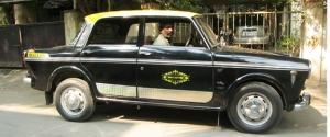 sebi fernandes in taxi