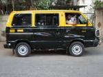rafiq taxi side view